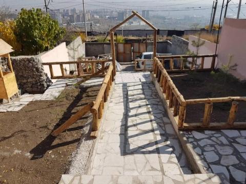 Ստանդարտ - Տուն - Երևան/Քանաքեռ-Զեյթուն/Սարկավագի փողոց